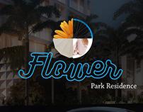 Marca e conceito Flower Park Residence