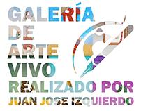 """""""Galería de Arte Vivo"""" Proyecto de tesis de animación"""