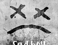 Sad boy - A music album cover