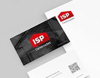 ISP Construções - Logo