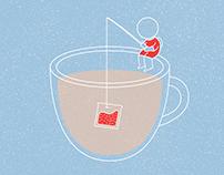 Space Me Some Tea