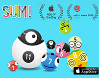 SUM! – Math with Cute Numbers