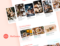 MeGusta | Restaurant Booking