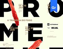 Prometheus - Cia Balagan - Posters
