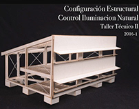 CB_Taller Técnico II: Configuración Estructural