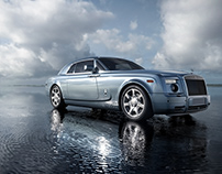 Rolls-Royce Phantom Coupé / Personal Project