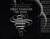 Australia's First Families of Wine