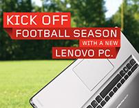 Lenovo | Print & Display Advertising