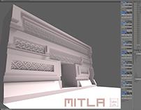 Mitla 3D