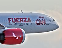 Turner - CNN / Avianca