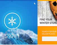 Winter  UI Flat Kit