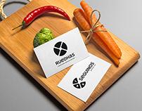 Ruedhas Food Truck · Branding