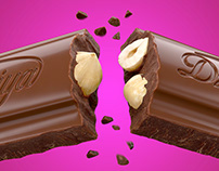 Chocolate bar Dziriya