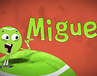 """""""Miguel - O Refrigerante"""" (2016)"""