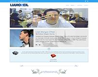 Personal website: www.liamoneil.com