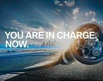 BMW ICSS Pitch - YOU ARE IN CHARGE NOW