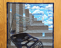 Fiber Art : Art Quilt