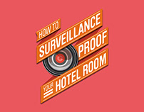 Surveillance-Proof Hotel Rooms