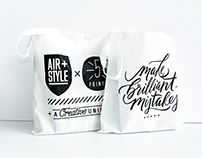 5 Points Brand Mantras | Air + Style 2016