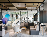 Mindshare Office in Shanghai
