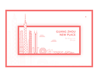 GuangZhou New place|Little Graphic