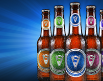 Sunnyvale Ale - Advertising/Packaging/Brand Creation