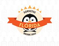 Redesign • Sorvetes Flórida