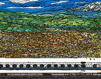 panorama Series Shizuoka Station~noon~