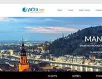 Yatra.com | SEO Page