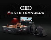 Audi // Enter Sandbox VR