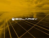 Solargy, Web Design