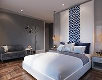 Happy Valley Apartment - Bedroom