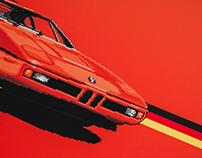 Pixel BMW M1