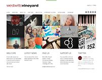 West Wilts Vineyard WordPress Site