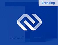 IronChain Brand Identity and Marketing Website