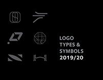 Logo Types & Symbols 2019/20