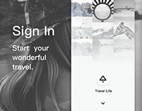 sign in/sign up