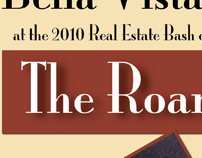 Bella Vista Homes Realtor Bash Flyer