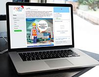Redes Sociales para Netix Perú