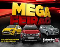 Mega Feirão Estação Fiat