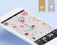 Protoype App Location on iOS