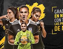 Primer Campeonato Tigres Femenil