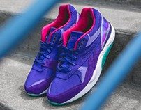Reebok Cam'ron Purple Haze Ventilator Supreme