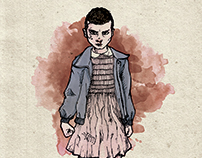 Eleven - Illustration and Print