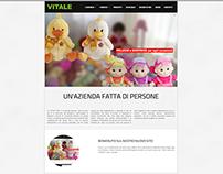 Web Design - vitalesrl.com