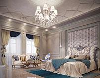 Classic bedroom Qatar