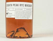 Eighth Peak Rye Whiskey