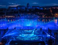 Opening Ceremony, World Natation Championship 2017 FINA