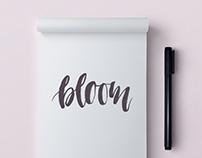 Bloom | Floral Design Event