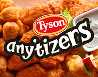 Tyson Any'tizers Social